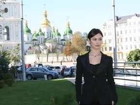 Фотогалерея: Девушка Бонда в Киеве