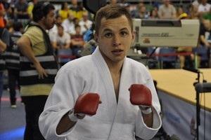 Всемирные игры: украинец выиграл золото в соревнованиях по джиу-джитсу
