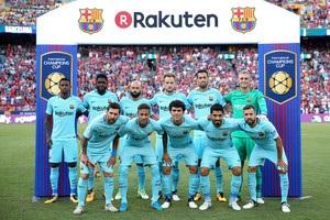 Барселона обіграла Реал і стала переможцем Міжнародного кубка чемпіонів