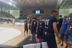 Украина проиграла первый контрольный матч перед Евробаскетом