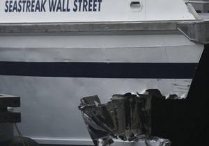 Столкновение парома с пристанью на Манхэттене: Число пострадавших увеличилось до 74