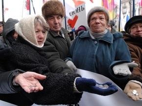 Киевсовет не смог рассмотреть вопрос о снижении тарифов на проезд