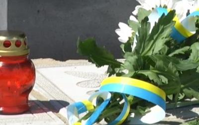 На Рівненщині відкрили пам ятник жертвам НКВС
