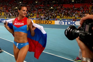 Російський гімн виявився під забороною ЧС з легкої атлетики в Лондоні