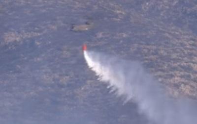 Грецію охопили масштабні лісові пожежі