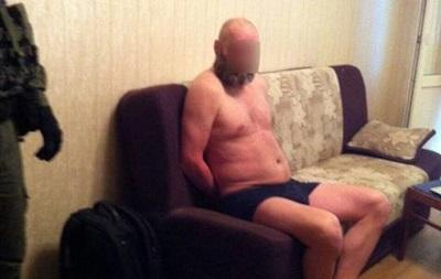 У Києві затримано австрійця, якого розшукують за розбещення малолітніх