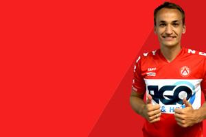 Макаренко підписав контракт із бельгійським клубом
