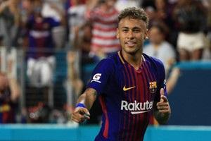 Барселона подтвердила желание Неймара покинуть клуб