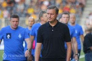 Хацкевич: За такою грою позитивного результату ми не заслуговували
