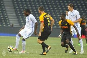 Мбокані: Після пенальті наша команда не змогла зібратися і сконцентруватися