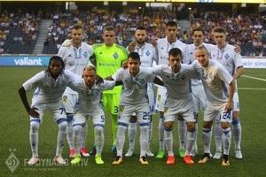 Динамо буде сіяним під час жеребкування плей-офф Ліги Європи