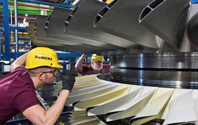 Из-за турбин Siemens потеряет до 200 млн евро