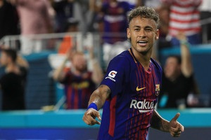 Неймар официально разорвал контракт с Барселоной