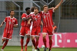 Баварія виграла Суперкубок Німеччини