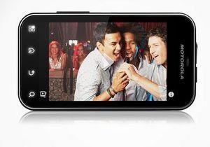 Бронетелефон. Обзор смартфона Motorola Defy