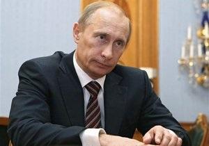 Путин: Россия продолжит развивать ударные и наступательные системы вооружений