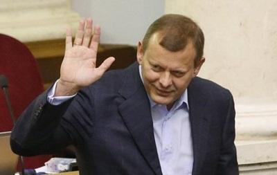 Суд відмовився скасувати позбавлення недоторканності Клюєва