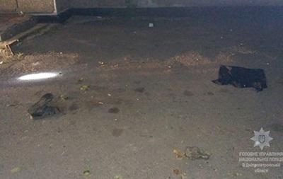 На Днепропетровщине ссора между мужчинами переросла в стрельбу
