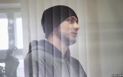 Задержаному возле Крыма военному РФ продлили арест