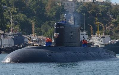 У Крим прибув російський підводний човен, який воював у Сирії