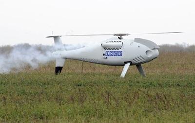 В ДНР обстреляли беспилотник миссии ОБСЕ
