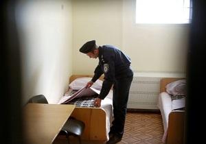 В Николаевской области повесился заключенный колонии
