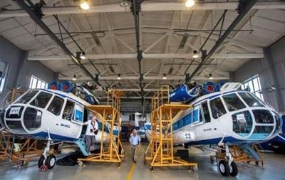 Украина будет выпускать собственный вертолет