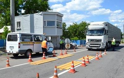 Дороги Украины будут  спасать  от перегруженных фур