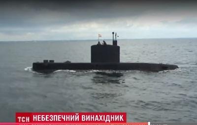 В Дании затонула крупнейшая частная подводная лодка - СМИ