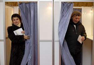 ЦИК объявил выборы состоявшимися