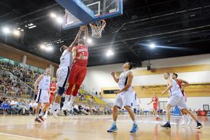 Украинские баскетболисты завершили турнир в Хорватии поражением