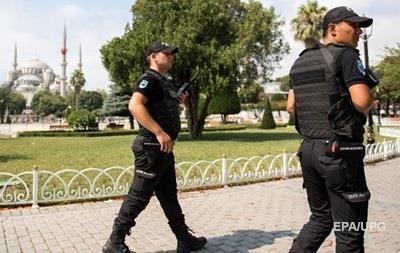 В Турции задержали бельгийца за планирование теракта
