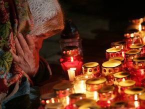 Каждый житель Киева получит по свечке