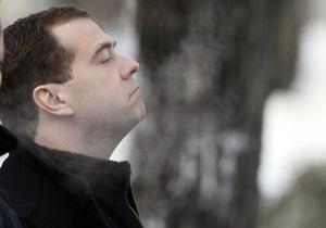 В ЦИК РФ направлено заявление Медведева об отказе от депутатского мандата