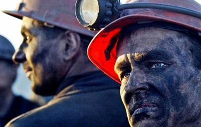 На Кировоградщине шахтеры бастуют из-за невыплаты зарплаты