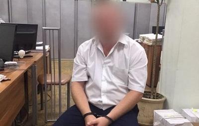 На Одесчине прокурора задержали на взятке в $5 тысяч