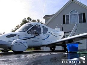 Первый летающий автомобиль поступил в свободную продажу