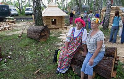 В России из-за массового отравления отменили Праздник топора