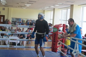 Українські боксери показали, як битимуть суперників на чемпіонаті світу