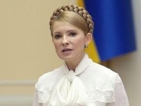 Тимошенко заявила, что из-за Черновецкого у нее два дня не было газа