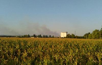 Штаб АТО: Сепаратисты поджигают поля и лесопосадки