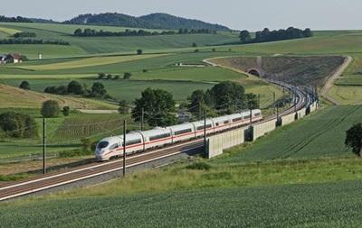В Германии из-за поджогов сбои в движении поездов