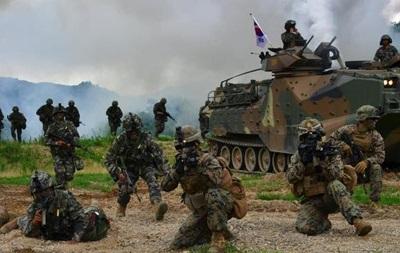 США и Южная Корея проведут масштабные военные учения