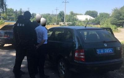 На Харьковщине за взятку задержан начальник отдела полиции