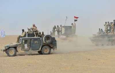 Армія Іраку розпочала звільнення Таль-Афара