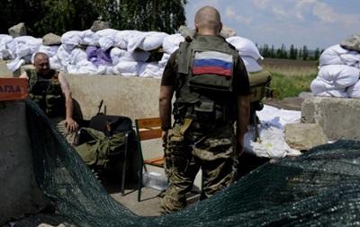 На Донбассе задержан обстреливавший Марьинку сепаратист