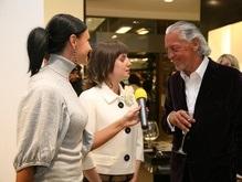 Открытие бутика Baldessarini в Одессе.