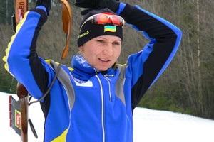 Пидгрушная прервала подготовку к олимпийскому сезону