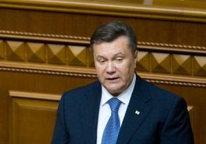 Янукович пригрозил министрам увольнением: Не играйтесь со мной