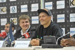 Красюк пояснив, чому бій Усика з Хуком перенесли з Києва в Берлін